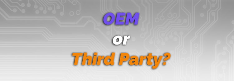 """OEM or Third Party?"" slider image"